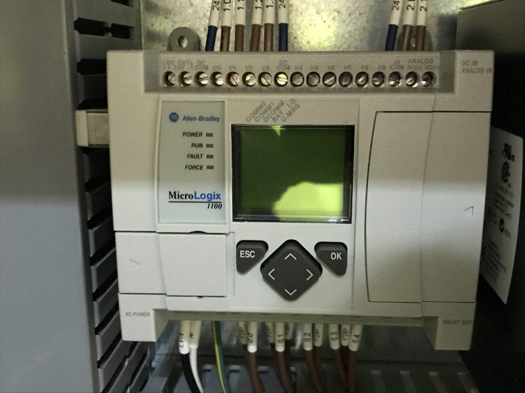 Allen Bradley MicroLogix 1100 PLC